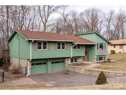 40 Rainbow Trail Vernon, CT MLS# 170156196