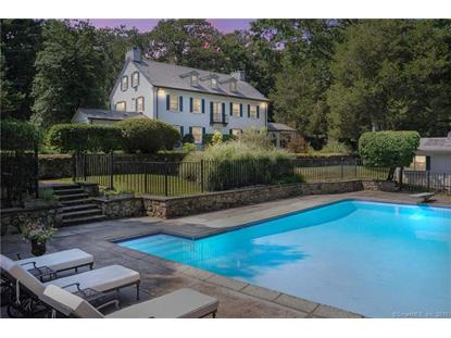 128 Heather Drive New Canaan, CT MLS# 170156272