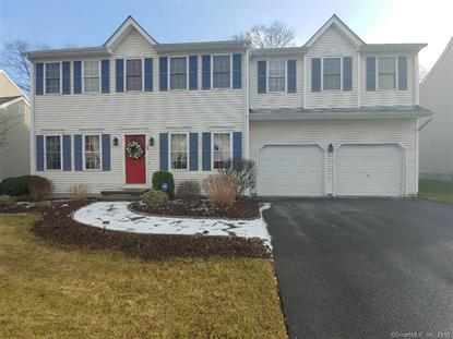 33 Milford Hunt Lane Milford, CT MLS# 170157348
