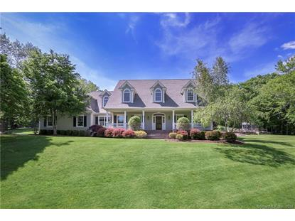 8 Kimberly Court Ridgefield, CT MLS# 170273433