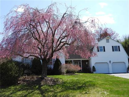 263 Timber Trail East Hartford, CT MLS# 170288675