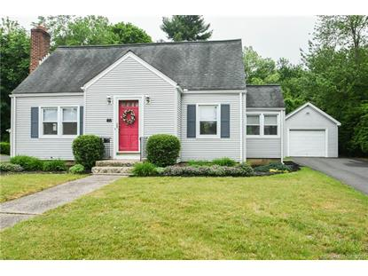 132 Tiffany Road East Hartford, CT MLS# 170294437
