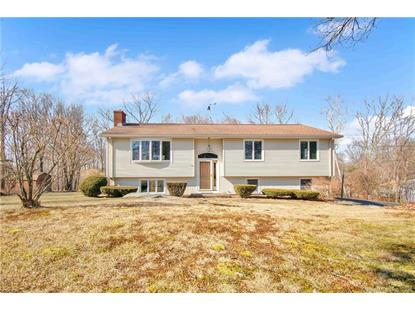 134 Mountain Spring Road Tolland, CT MLS# 170298728