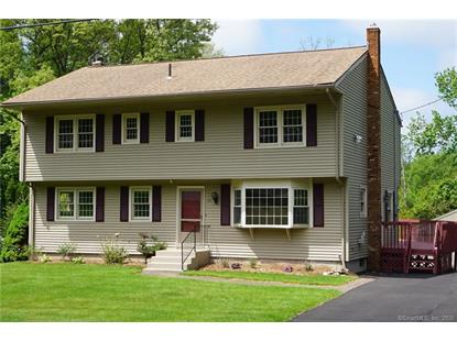 117 Evergreen Road Vernon, CT MLS# 170298802