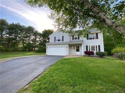 23 Village Lane Hebron, CT MLS# 170299572