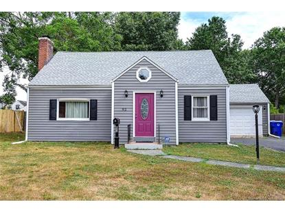 93 Warren Drive East Hartford, CT MLS# 170311955