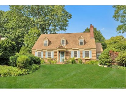 5 Brookside Park Greenwich, CT MLS# 170338150