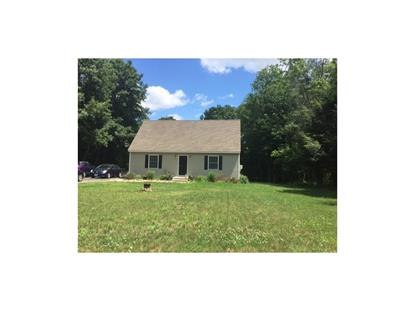 256 Phoenixville Road Chaplin, CT MLS# G10154097