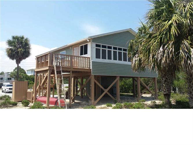 956 WEST GULF BEACH DR, ST. GEORGE ISLAND, FL 32328