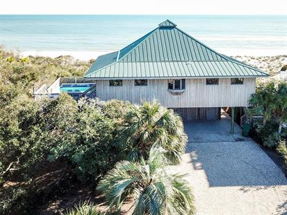 1560 SEASIDE DRIVE  ST. GEORGE ISLAND, FL MLS# 300346