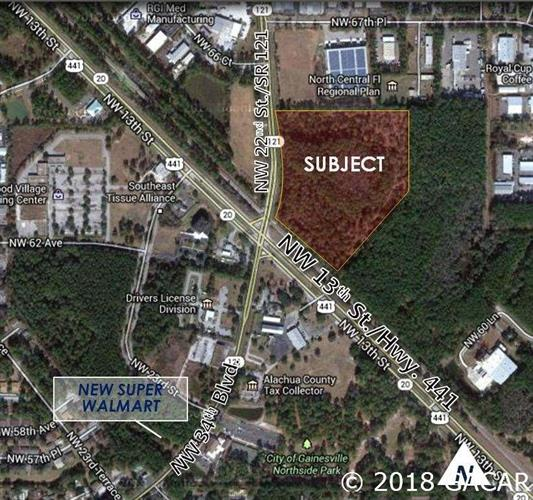 tbd NW 67 Place, Gainesville, FL 32653