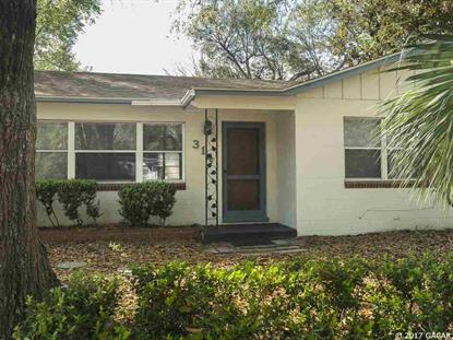 314 NW 36th Street Gainesville, FL MLS# 402896