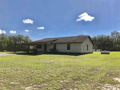 7051 NE 110th Avenue Bronson, FL MLS# 406885