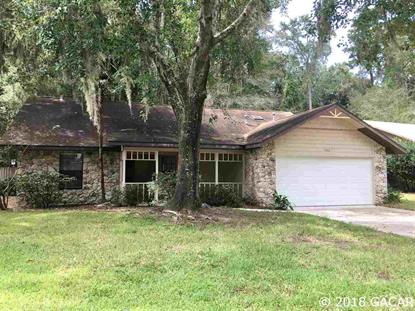 4362 NW 61st Terrace Gainesville, FL MLS# 418705