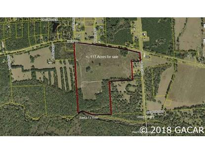 117 Acres W County Road 18 Lake Butler, FL MLS# 419534