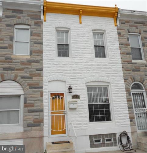 1536 PATTERSON PARK AVENUE, Baltimore, MD 21213