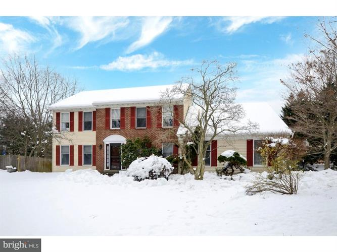 3 VILLA DRIVE, Princeton Junction, NJ 08550