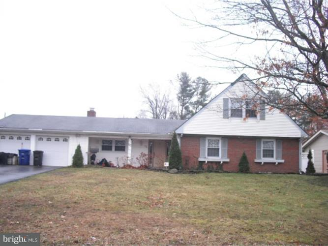 45 COUNTRY CLUB ROAD, Willingboro, NJ 08046