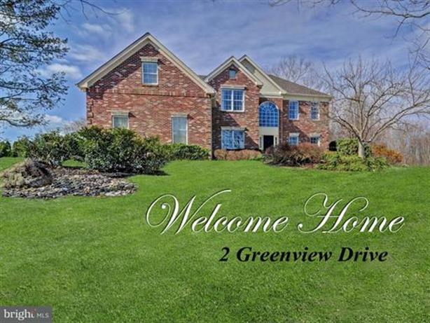 2 GREENVIEW DRIVE, Chesterfield, NJ 08515
