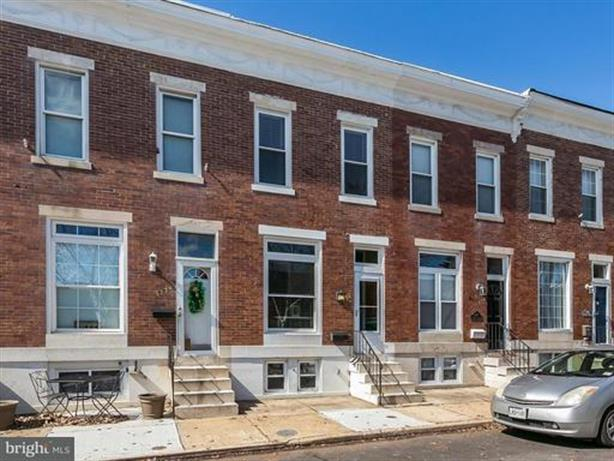 1736 WEBSTER STREET, Baltimore, MD 21230