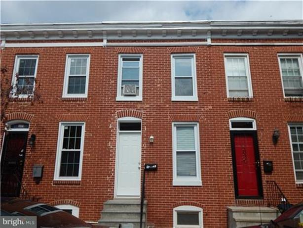 832 WOODWARD STREET, Baltimore, MD 21230