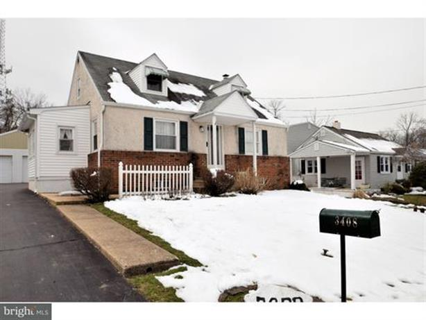3408 THERESA STREET, Norristown, PA 19403