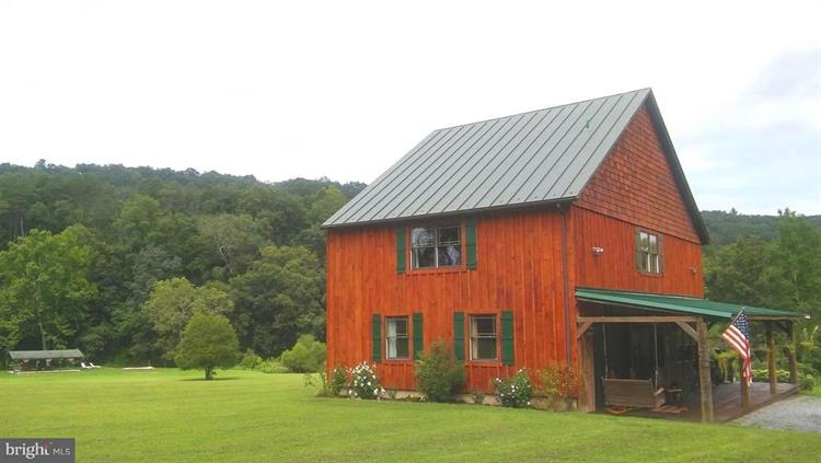 700 WAGON CHASE TRAIL, Capon Bridge, WV 26711 - Image 1