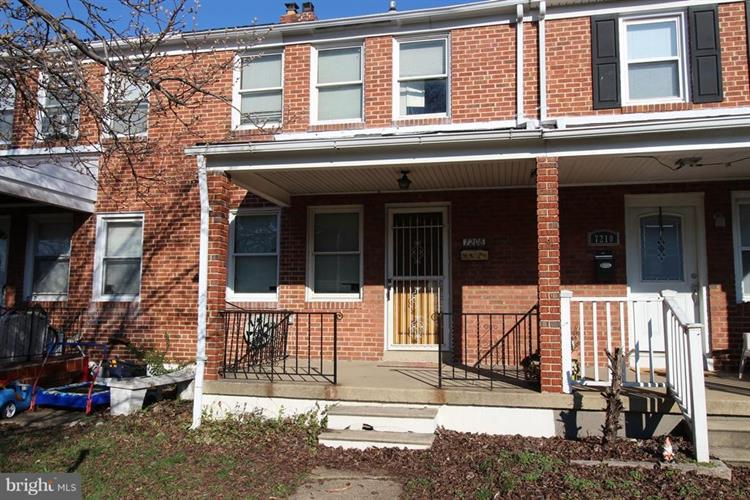 7208 STRATTON WAY, Baltimore, MD 21224 - Image 1