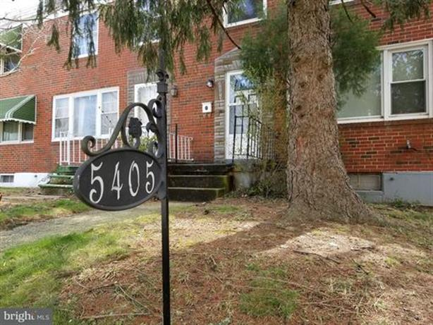 5405 BUCKNELL ROAD, Baltimore, MD 21206