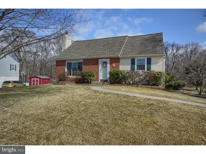 33 CARRIAGE CIRCLE, Oley, PA 19547