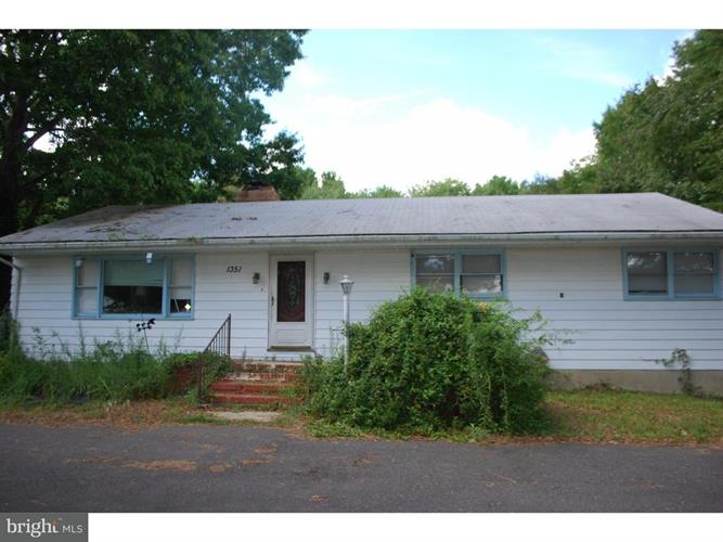 1351 MONMOUTH ROAD, Eastampton, NJ 08060