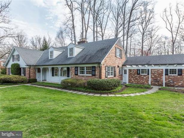 9301 BURNING TREE ROAD, Bethesda, MD 20817