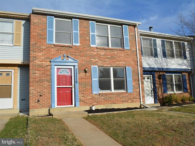 11116 CEDARBLUFF LANE, Germantown, MD 20876