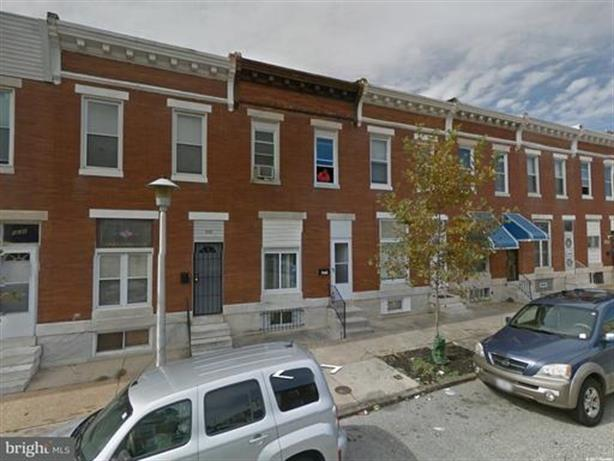 532 LINWOOD AVENUE, Baltimore, MD 21205