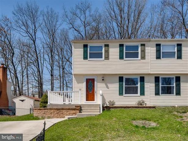 8634 MANORFIELD ROAD, Baltimore, MD 21236