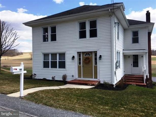 82 LEISTER VALLEY ROAD, Mc Alisterville, PA 17049