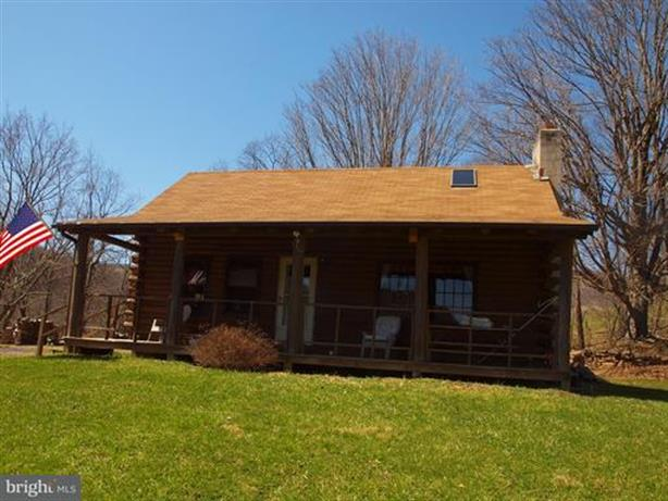 2602 SNOWY MOUNTAIN ROAD, Franklin, WV 26807