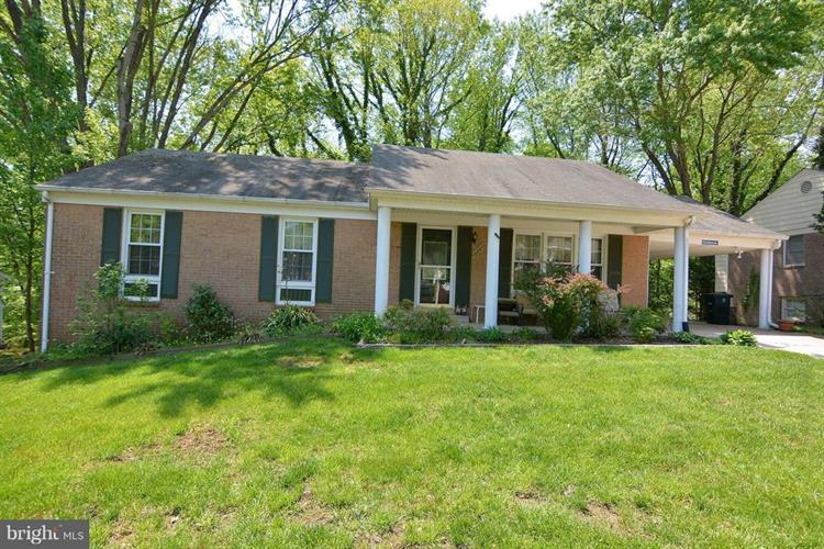 12221 OLD COLONY DRIVE, Upper Marlboro, MD 20772 - Image 1