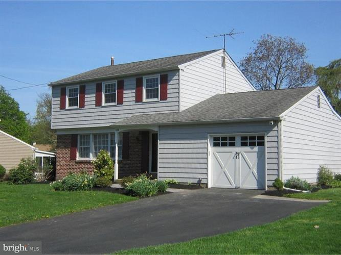 519 WINCHESTER ROAD, Warminster, PA 18974