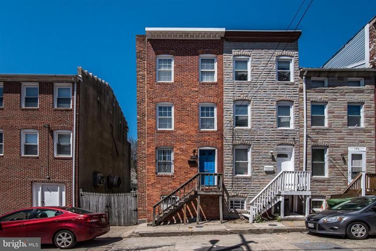 112 CALLENDER STREET, Baltimore, MD 21201