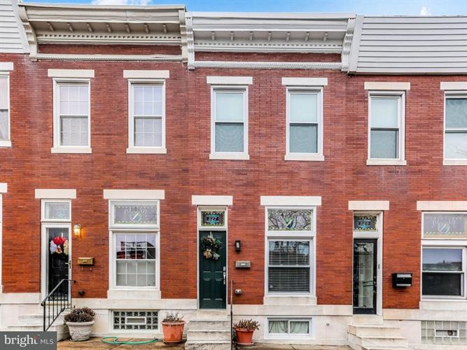 827 CONKLING STREET S, Baltimore, MD 21224