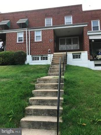 4562 DERBY MANOR DRIVE, Baltimore, MD 21215