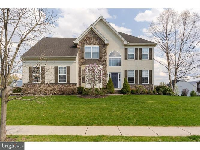 6884 SUNFLOWER LANE, Macungie, PA 18062