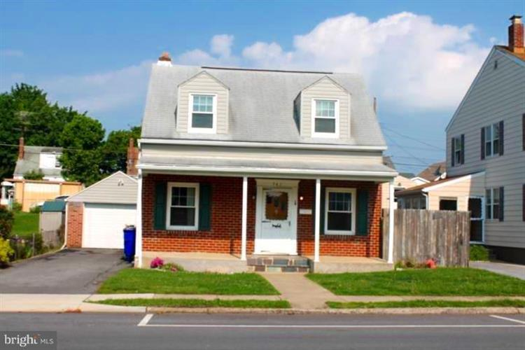 341 RADCLIFFE AVENUE, Hagerstown, MD 21740