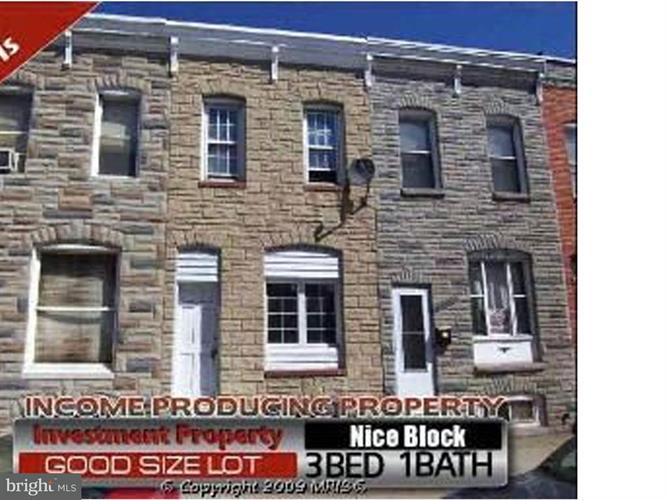 3428 LOMBARD STREET, Baltimore, MD 21224