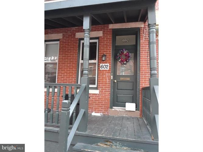 602 BERKLEY STREET, Camden, NJ 08103