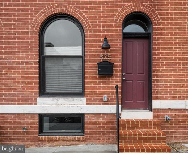 805 CHESTER STREET, Baltimore, MD 21205 - Image 1
