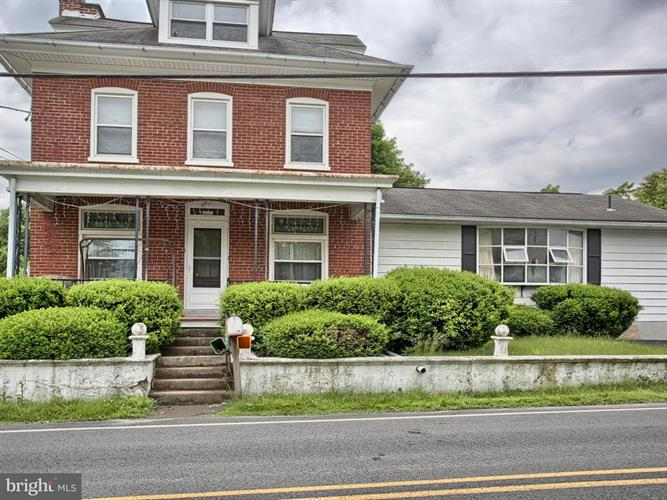 87 W WESNER ROAD, Blandon, PA 19510