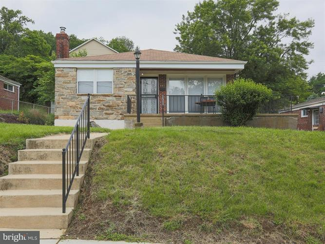 6011 BAYWOOD AVENUE, Baltimore, MD 21209
