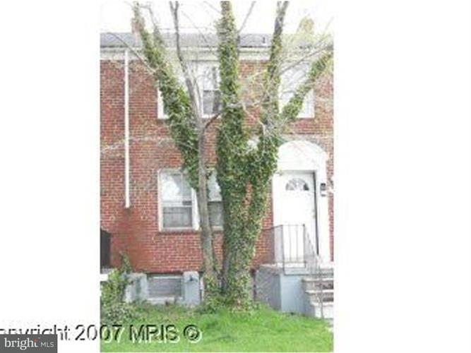 3904 ERDMAN AVENUE, Baltimore, MD 21213